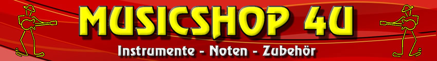 Musicshop4u-Logo